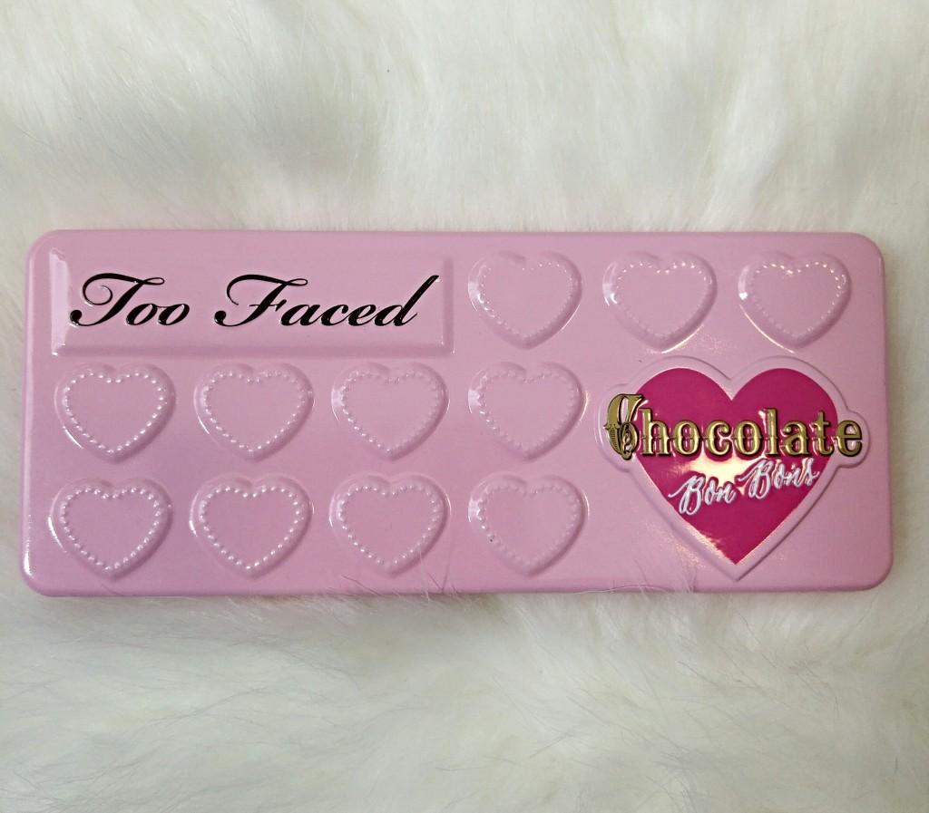 Too Faced Chocolate Bon Bon's Palette