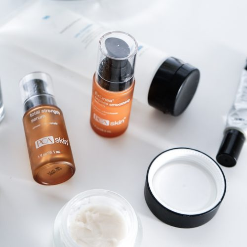 Night Time Skin Care Routine for Anti-Aging and Acne Prone Skin